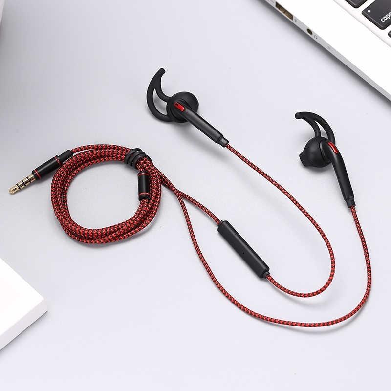 Standart Lopard Xipin HX-740 3.5mm Kulakiçi Stereo Kulaklık Yüksek Bas Tiz Uyumu